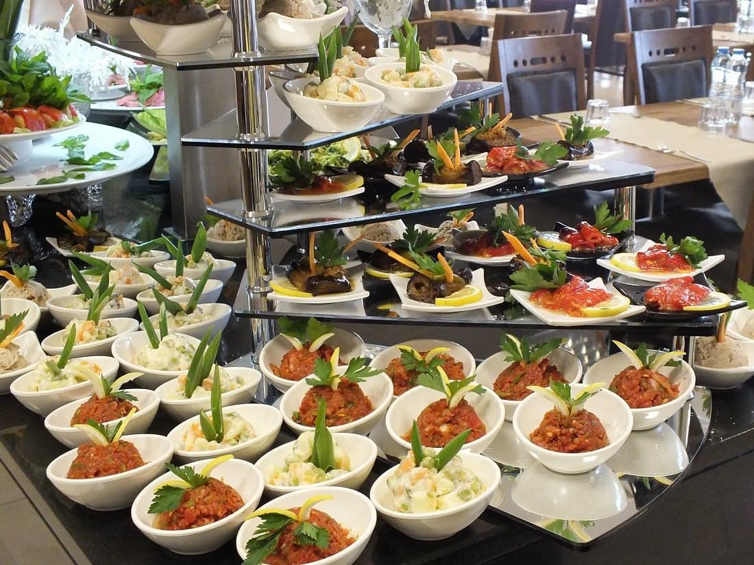 Halal food Rizom Tatil Koyu