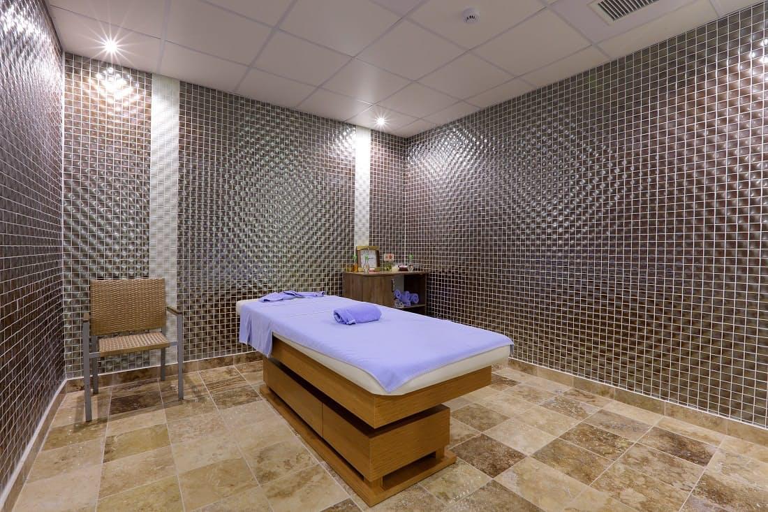 Rizom Tatil Köyü'nde kadınlara özel spa