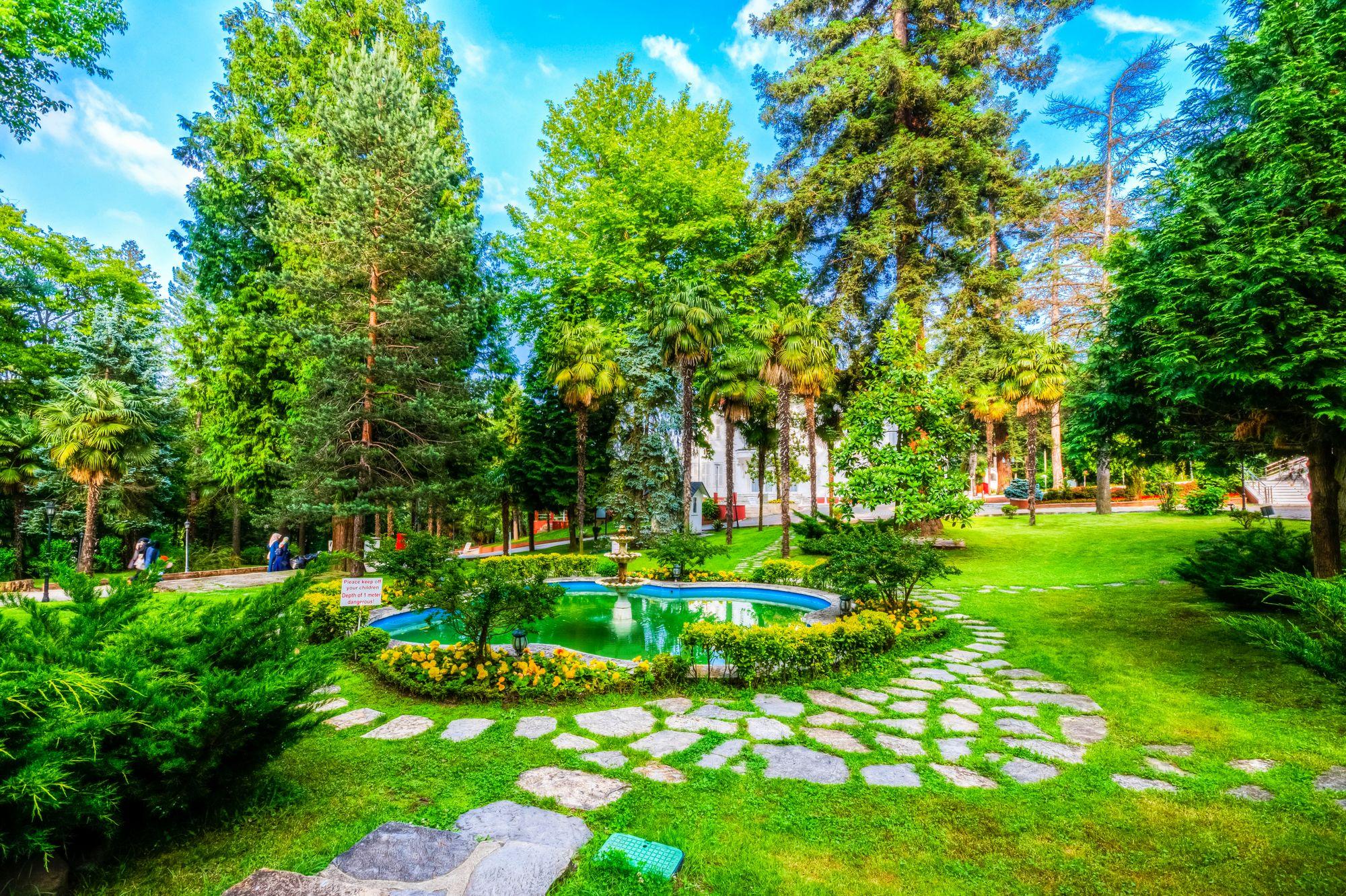 Yalova thermal springs