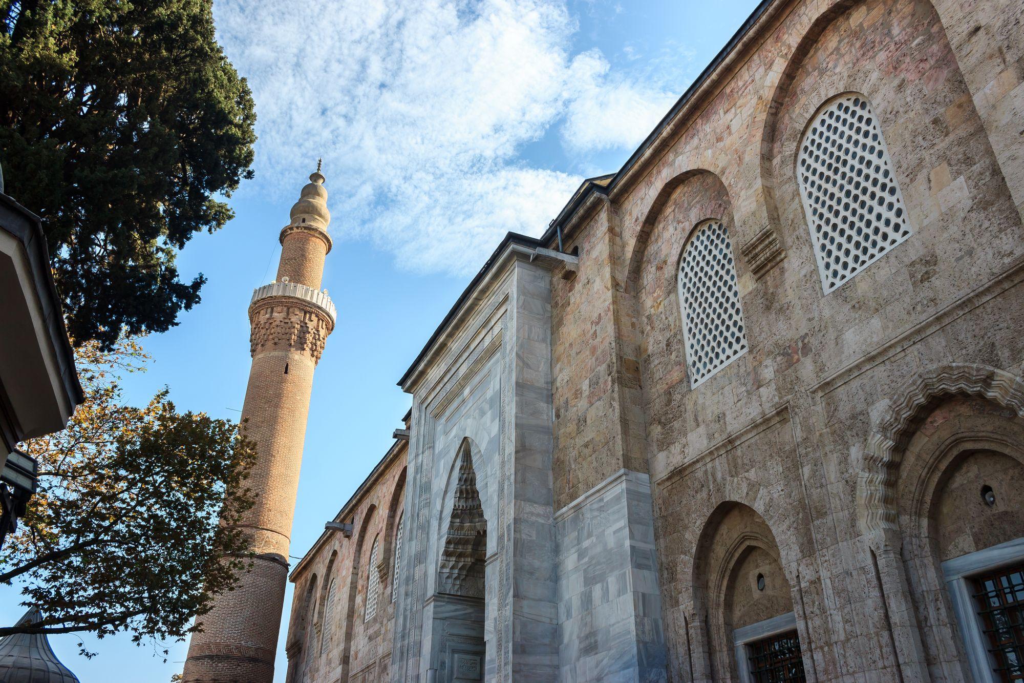 Große Moschee von Bursa