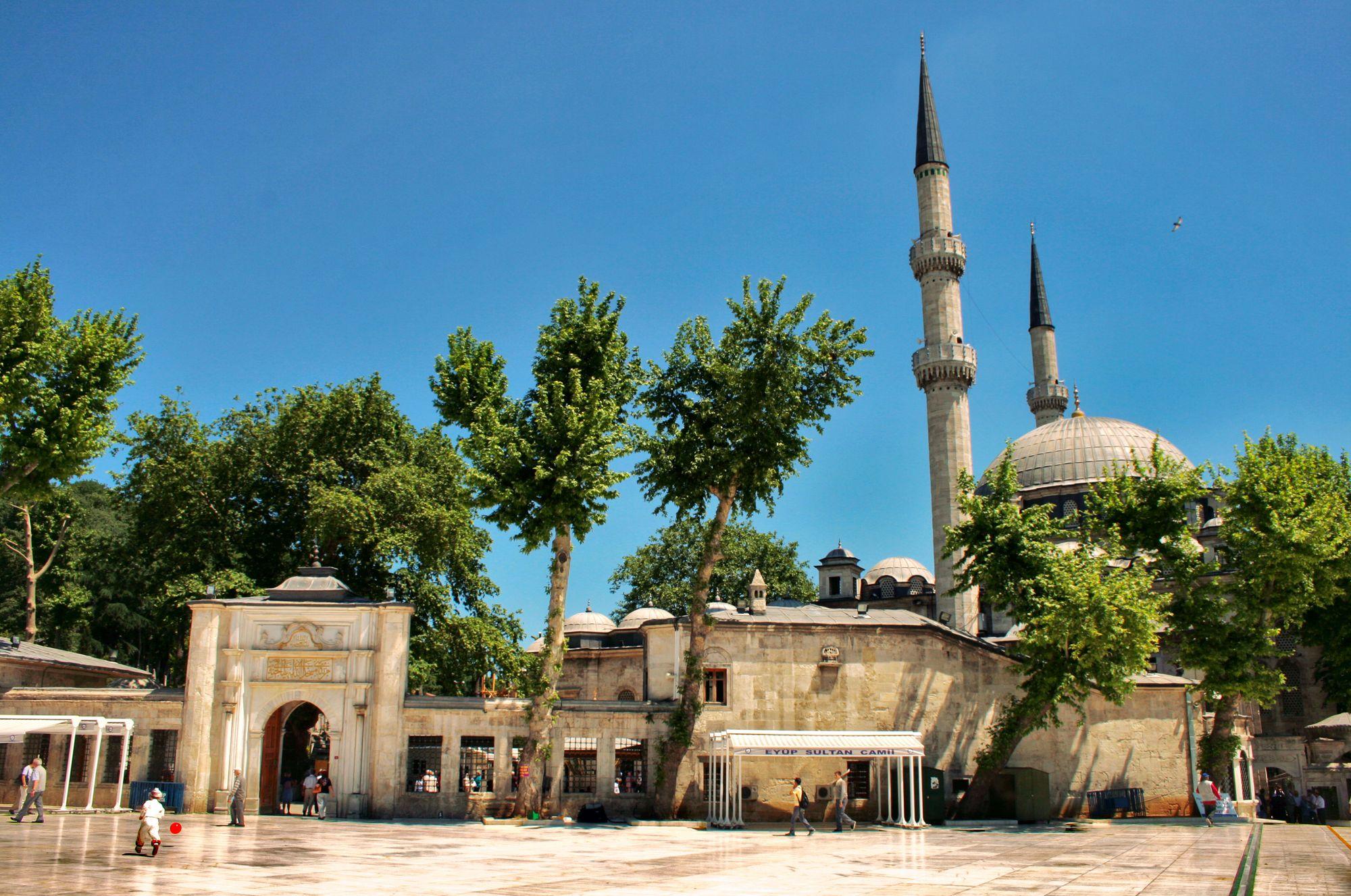 Die Eyüp-Moschee