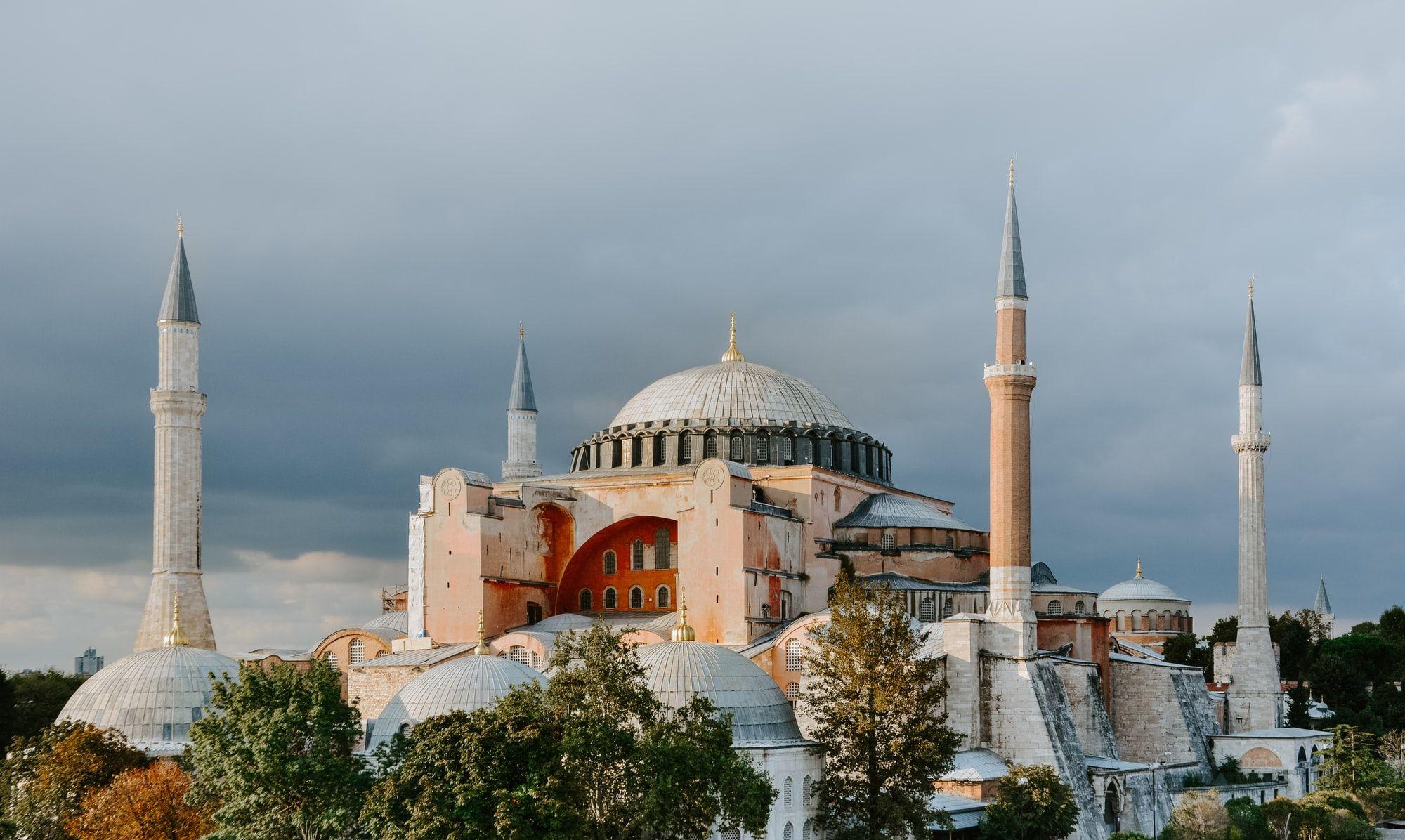 Der Hagia Sophia