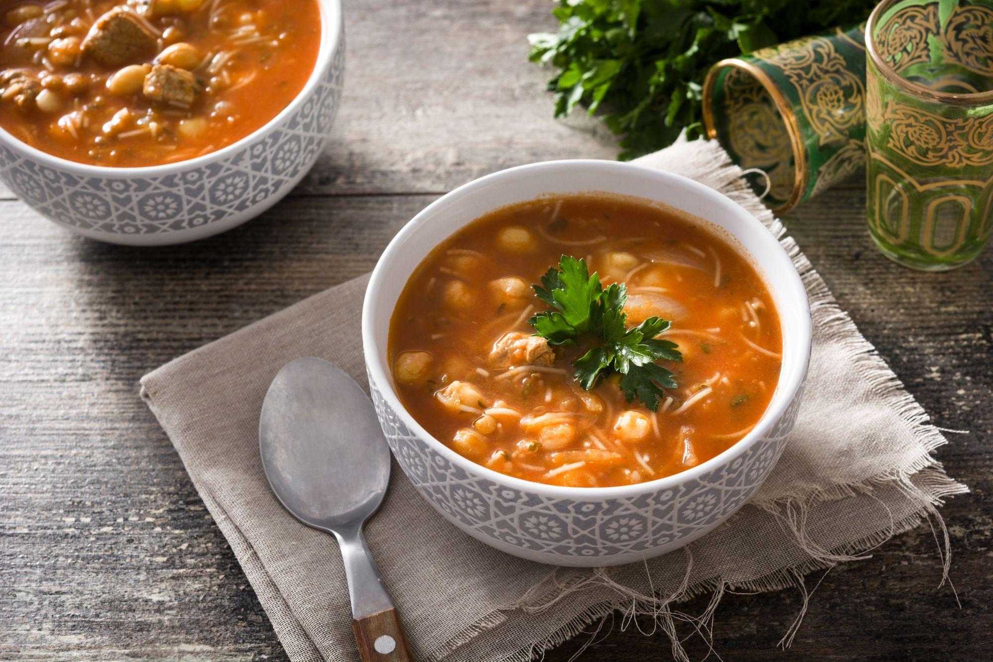 Harira-Suppe