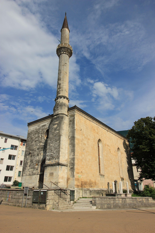Fethija Moschee, Bihac
