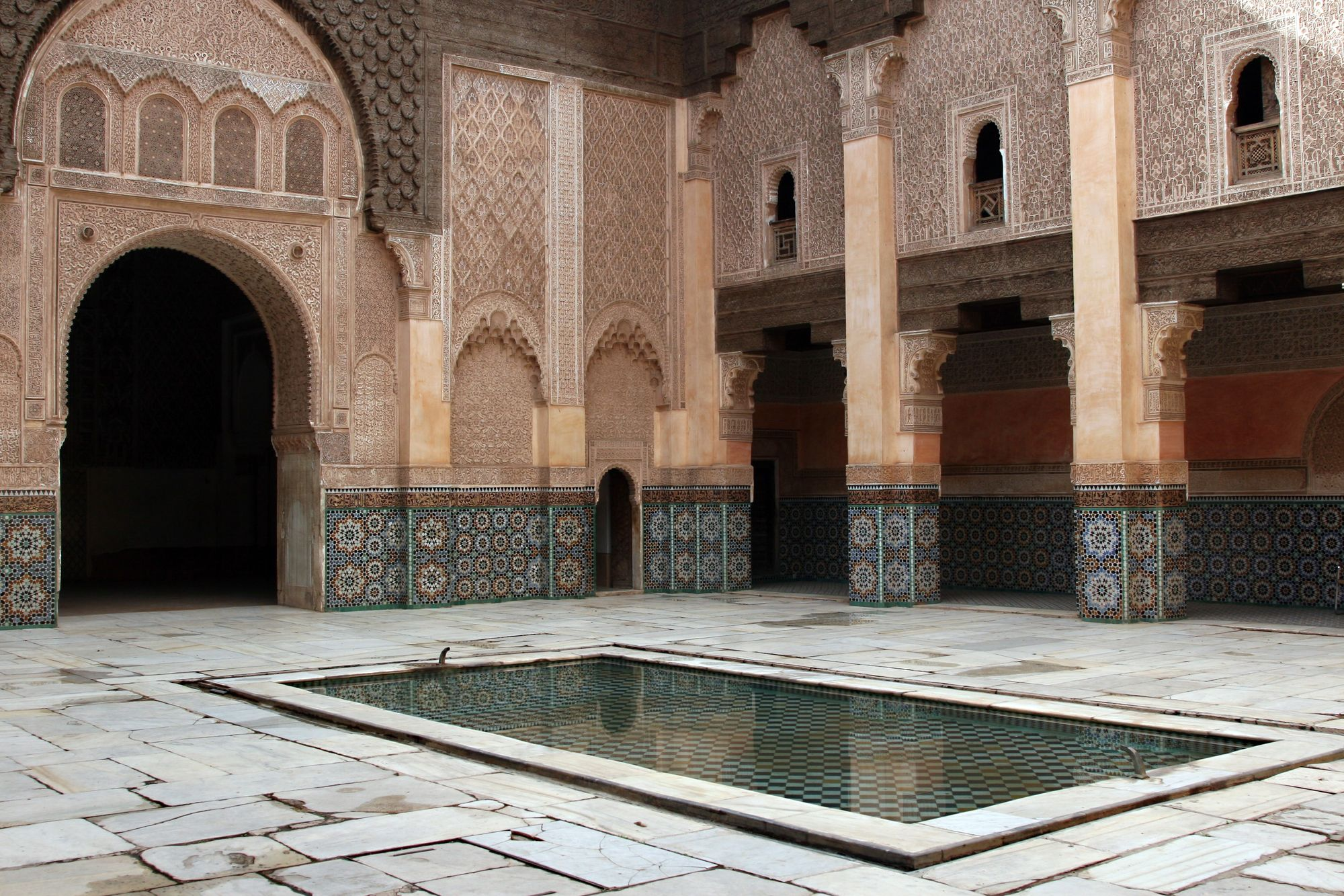 The Ben Youssef Madrasa