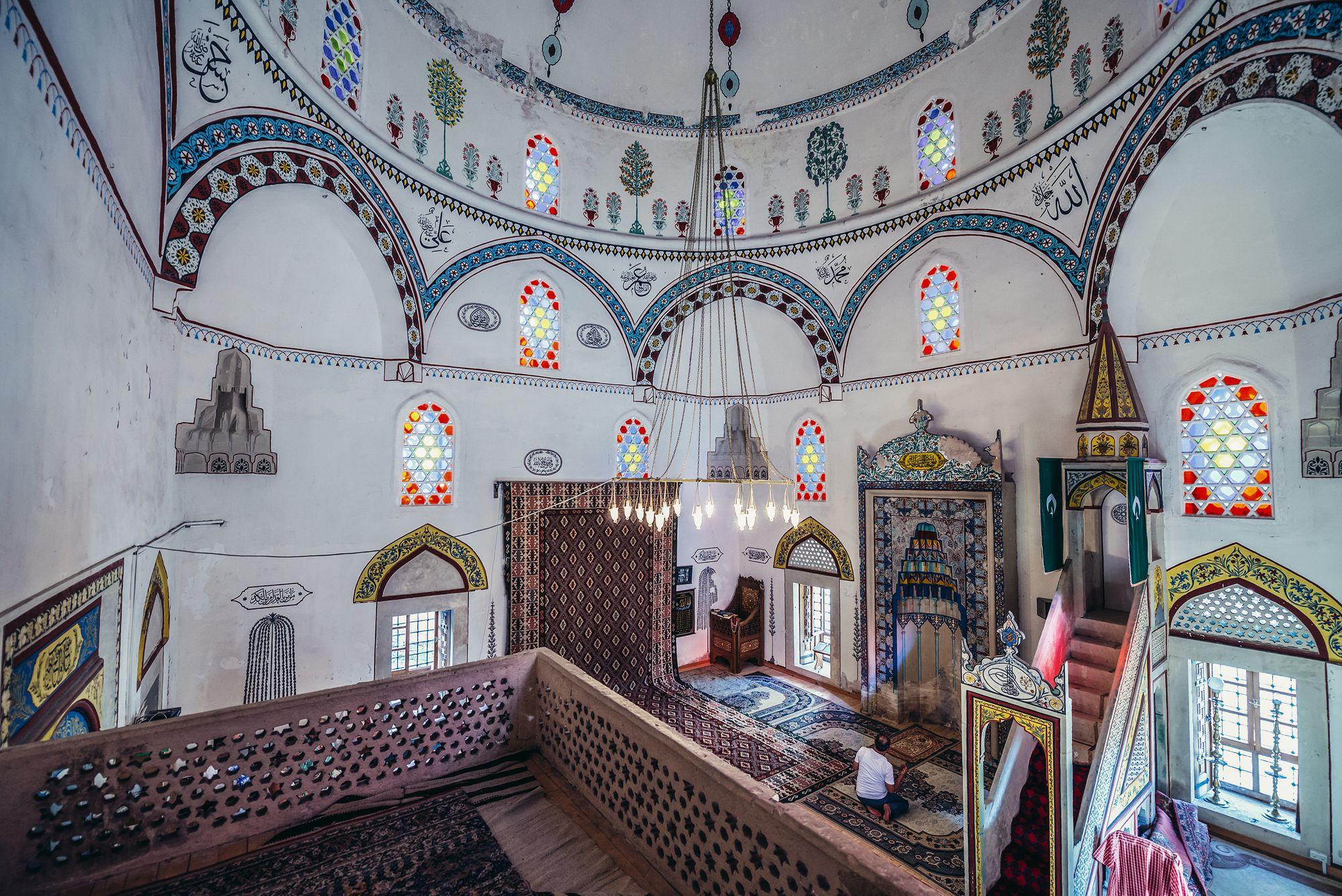 Koskin-Mehmed Pasha's Moschee, Mostar