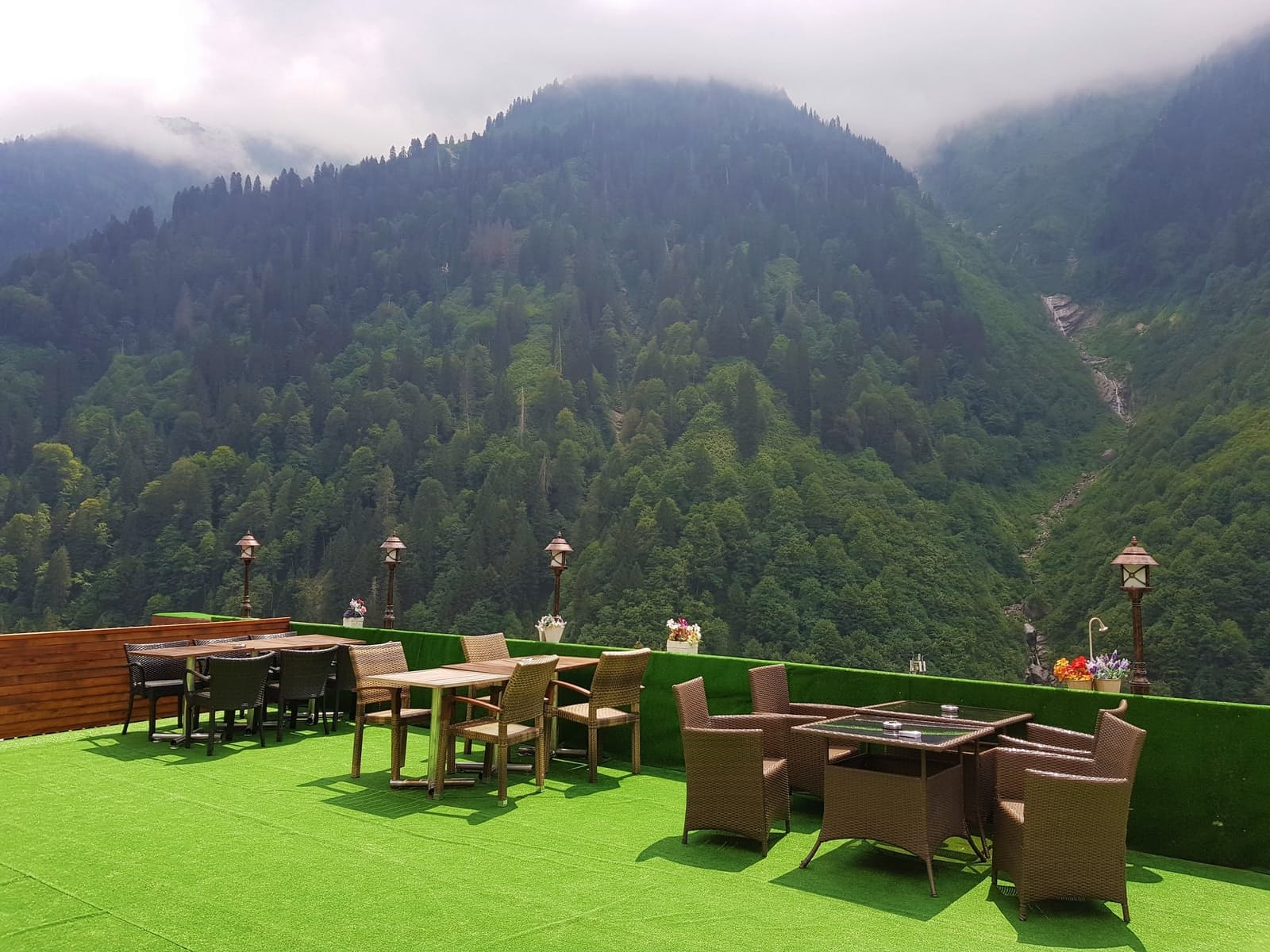 Ayder Doga Resort Mountain View
