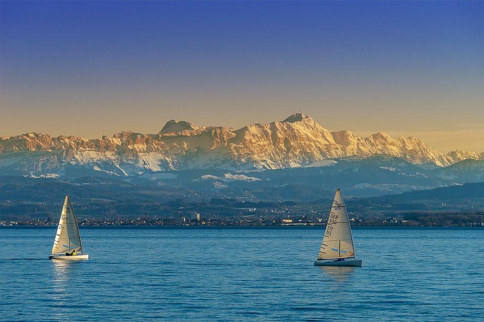Захватывающие дух панорамы Боденского озера