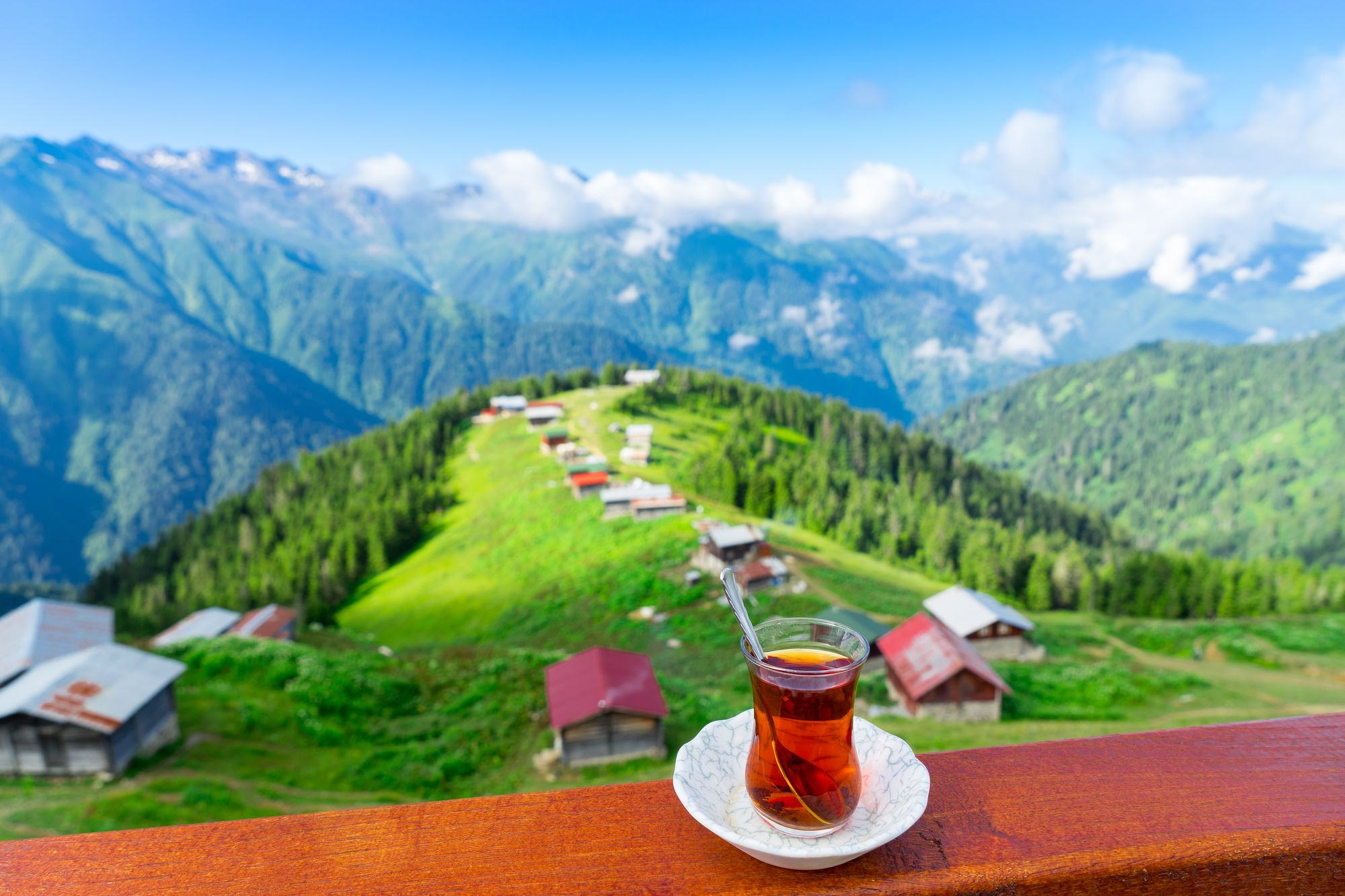 Halal-friendly holiday on the Ayder Plateau