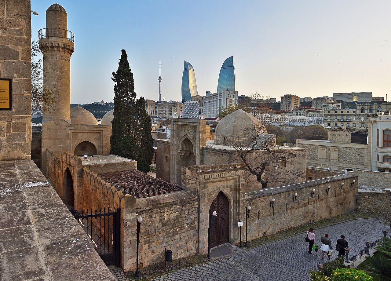 Ичери-шехер или Старый город