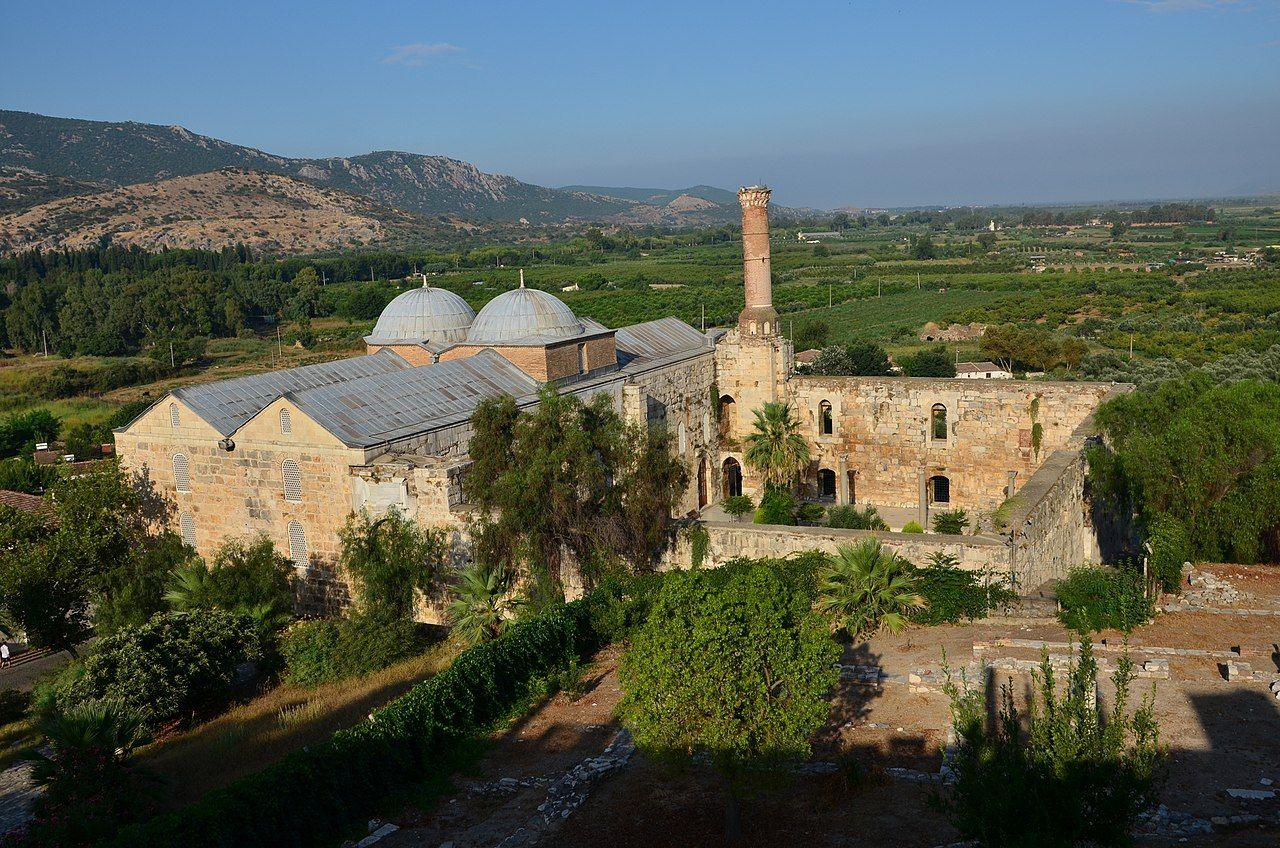 Mosquée İsa Bey