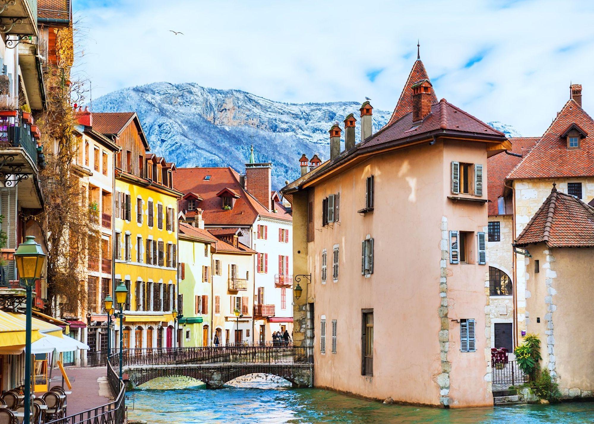 Venise des Alpes