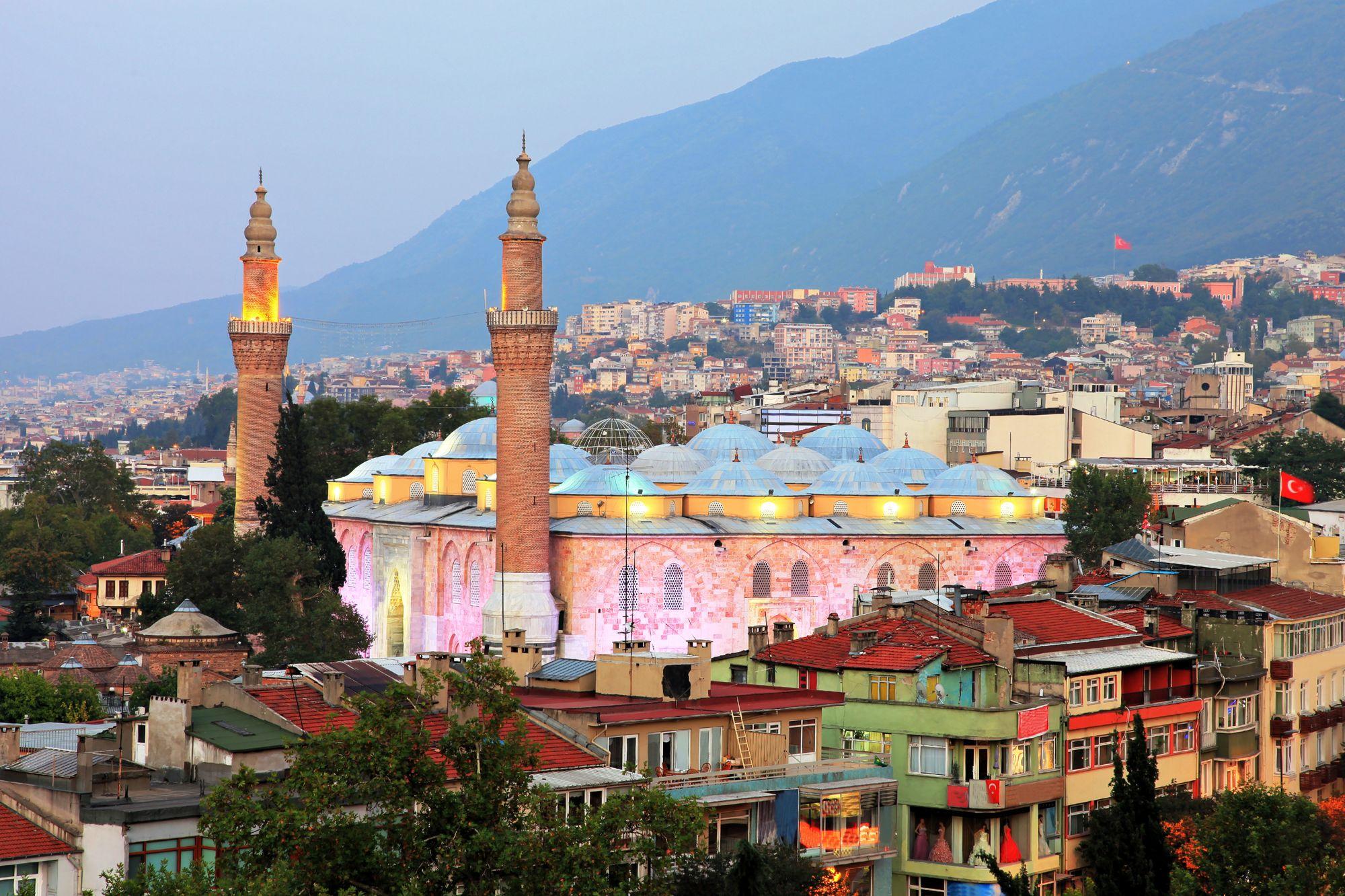 Bursa's Grand Mosque