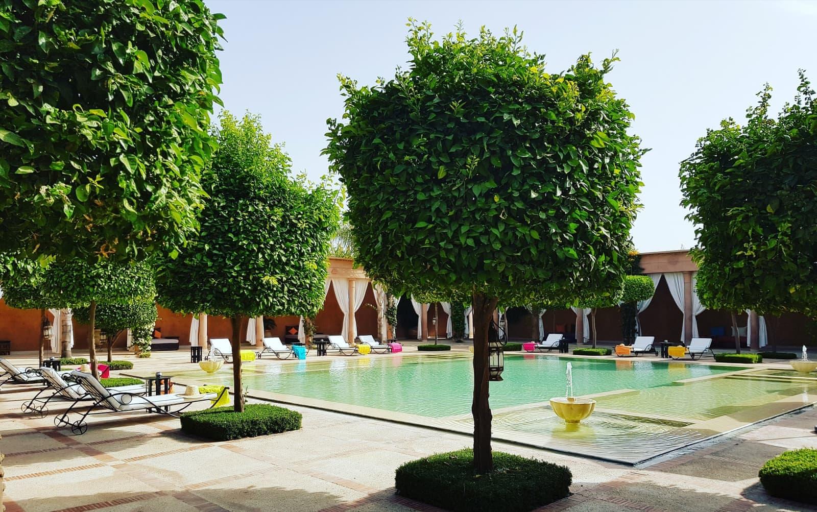 Les Jardins de Touhina Al Ouidane, Marrakech