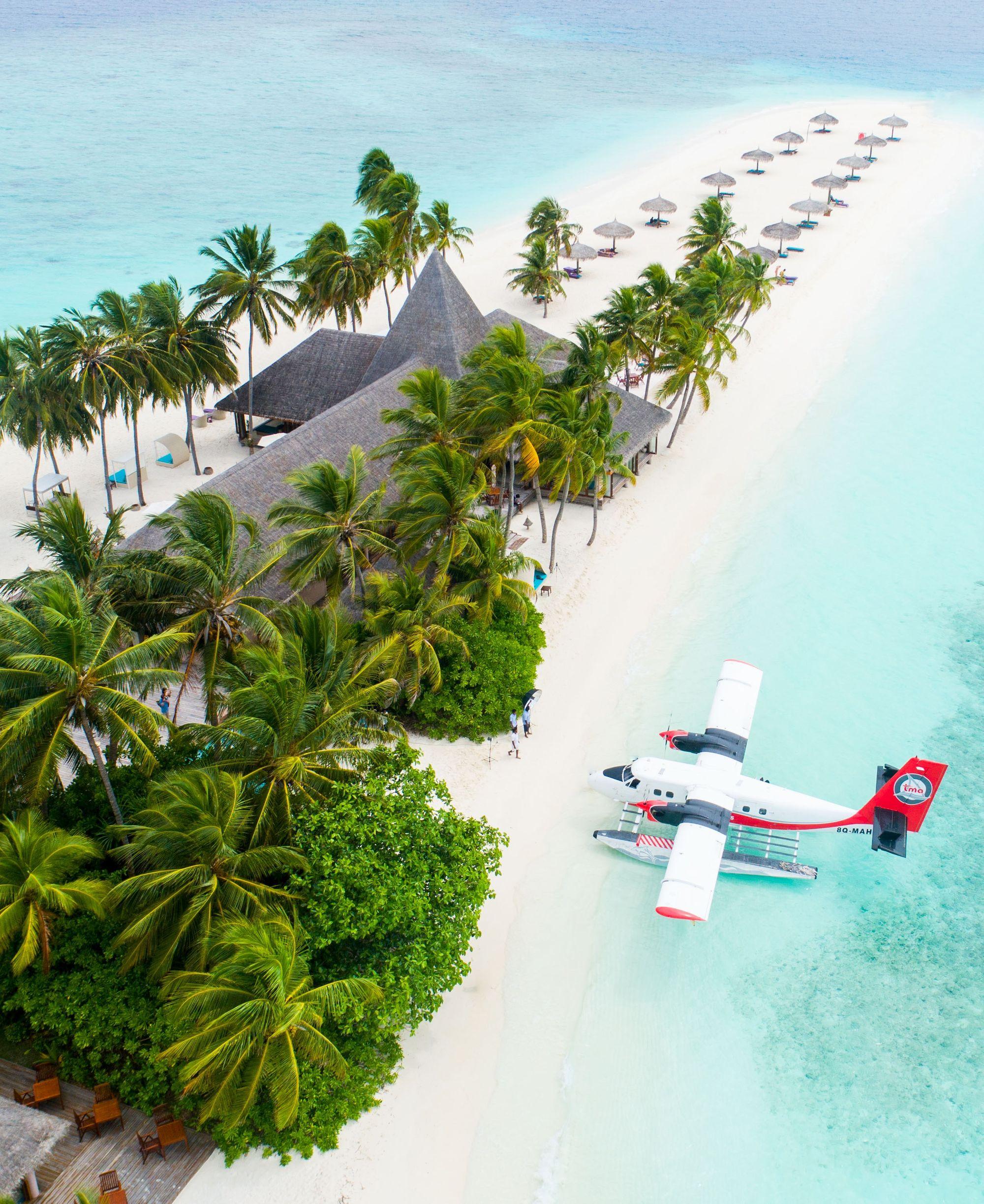 Logements halal-friendly aux Maldives