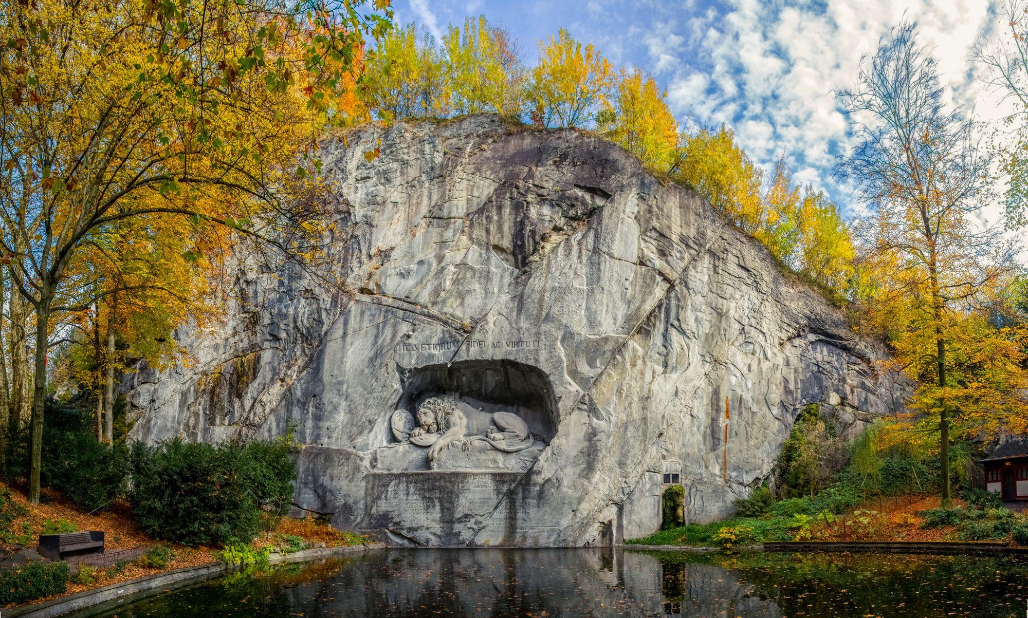 The Lion Monument