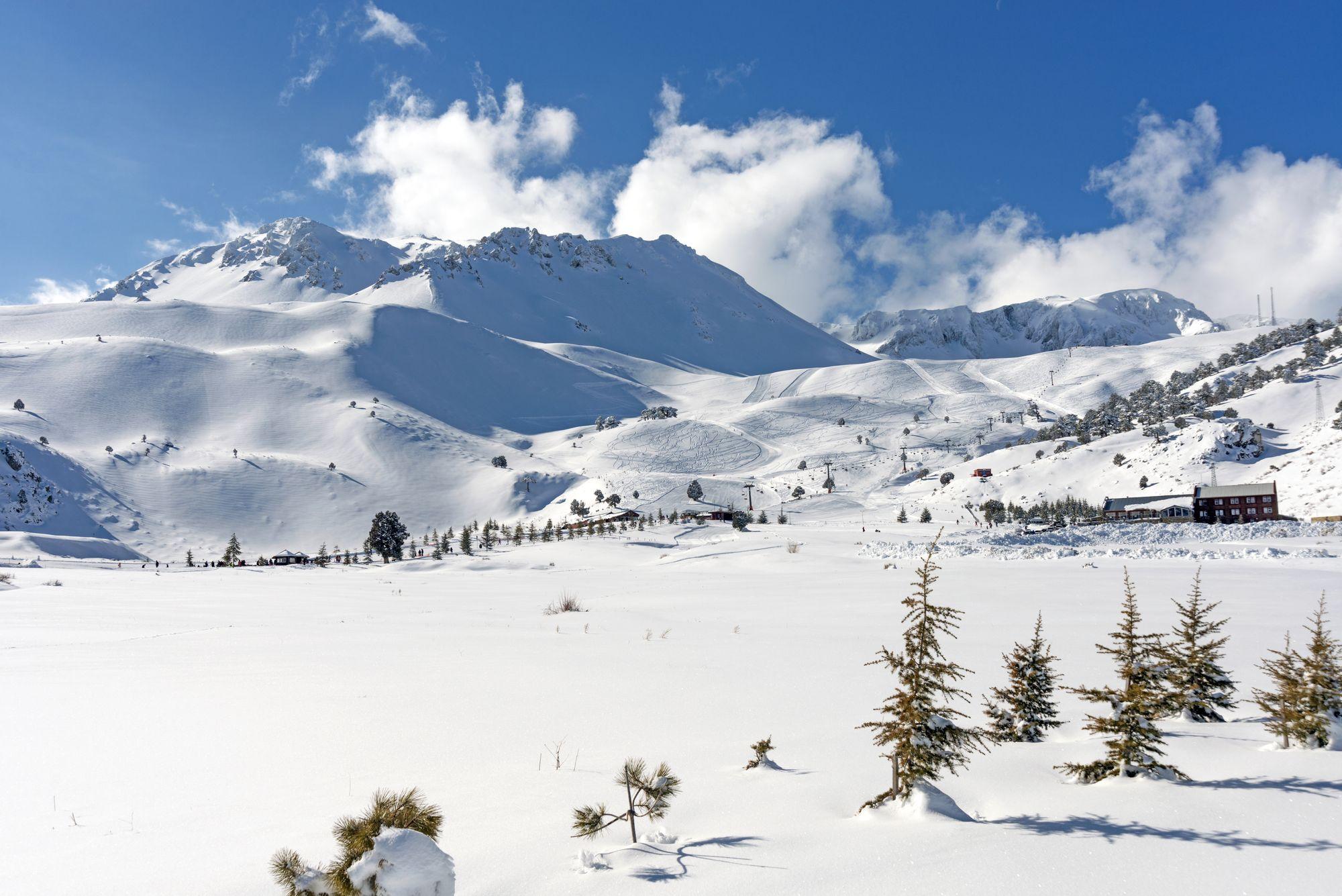 Davraz Ski Centre