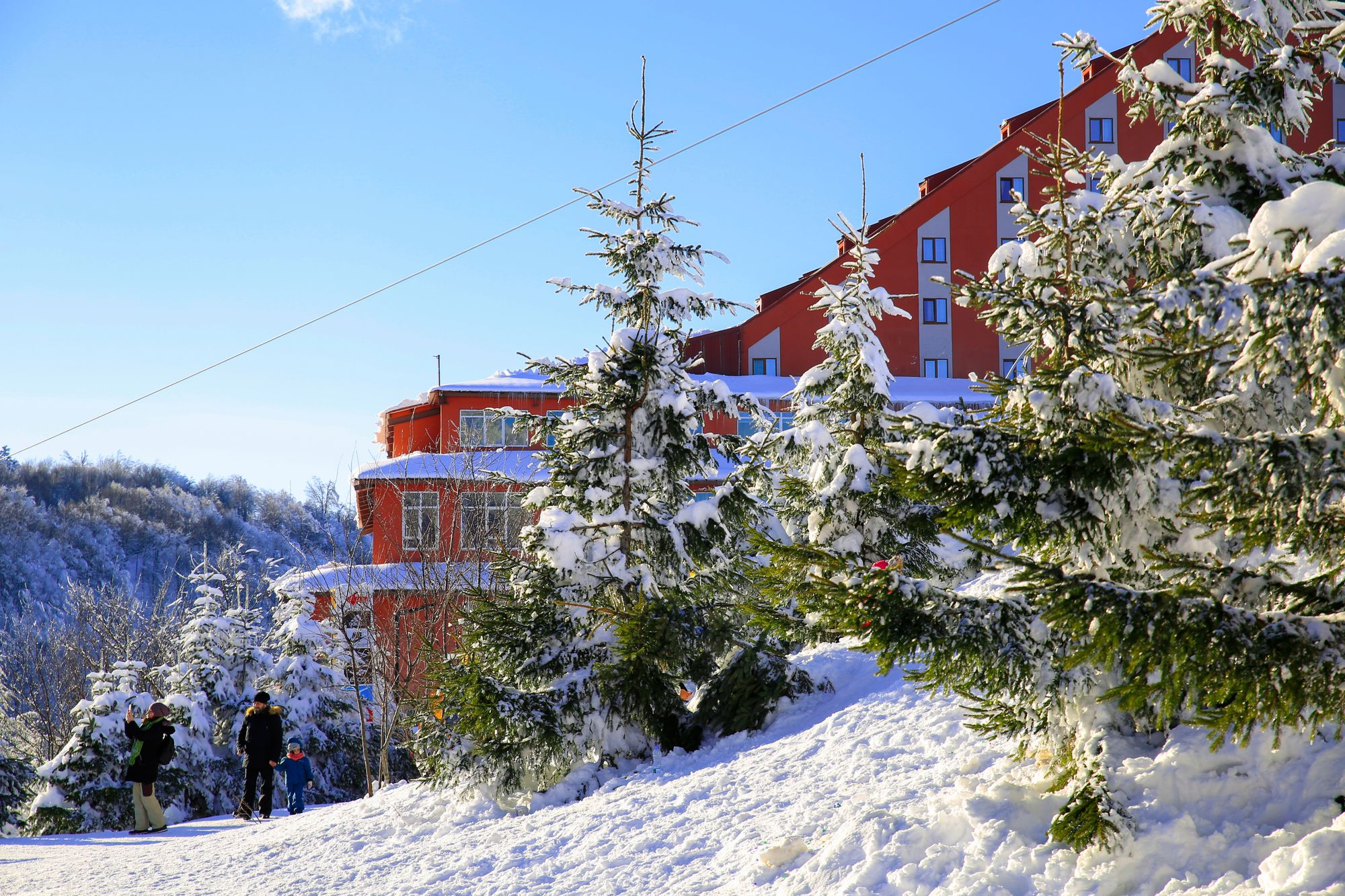 Kartepe Ski Centre