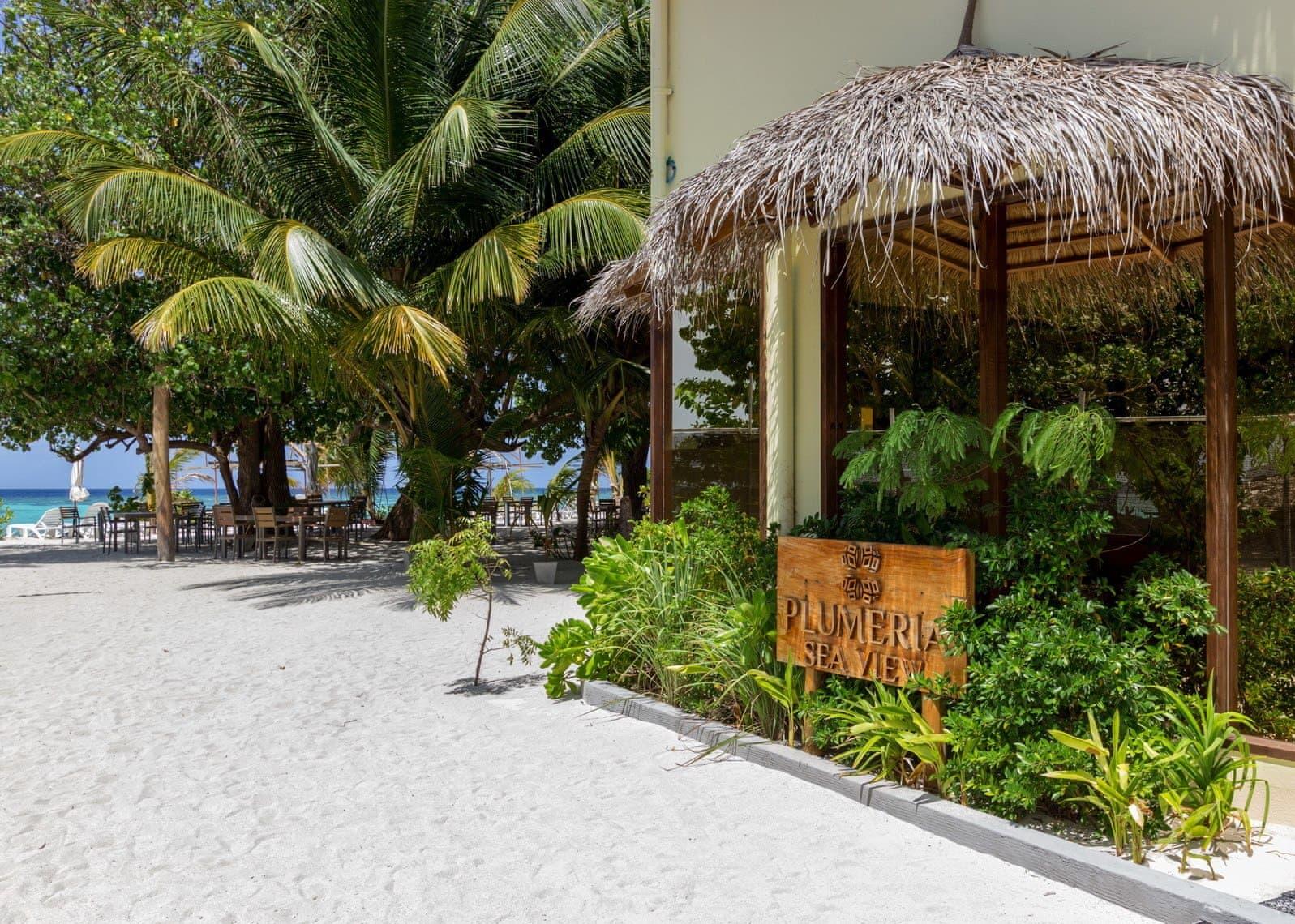 Plumeria Maldives 4*