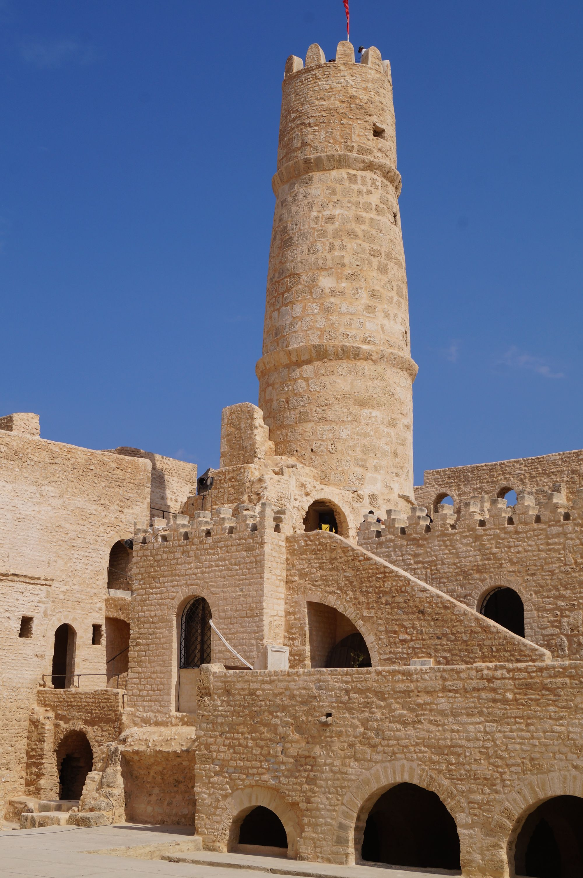The fortress of Ribat