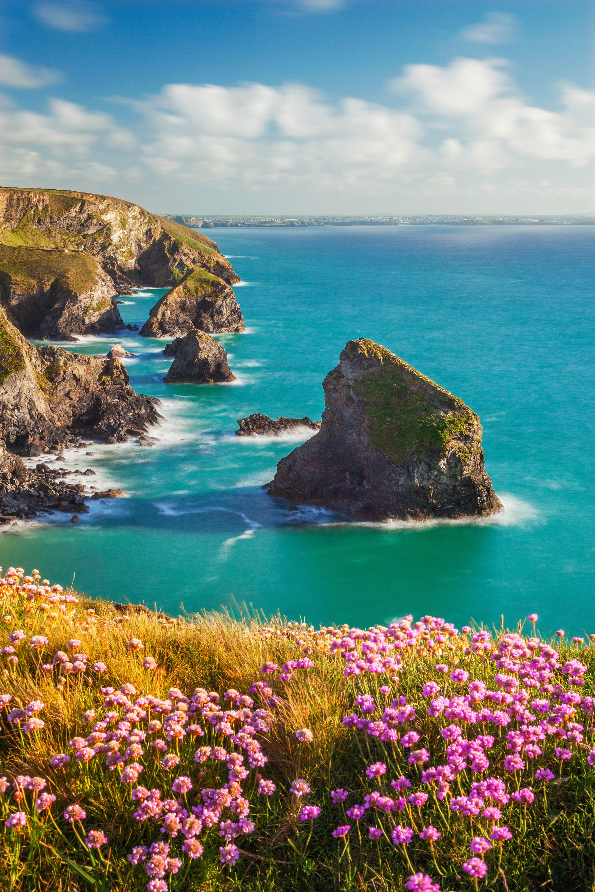 Beruthan Steps in North Cornwall