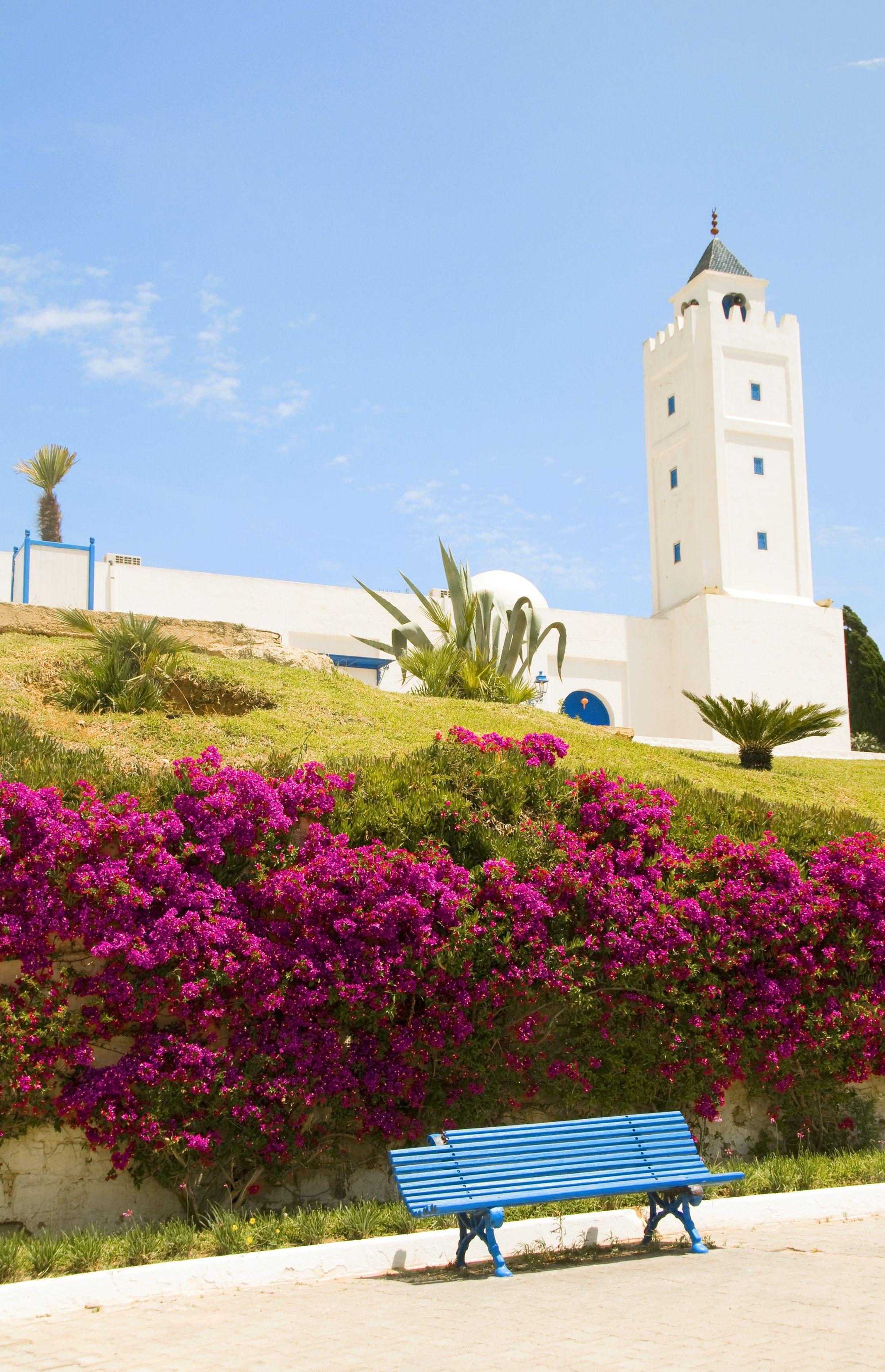 Sidi Bou Sad Camii