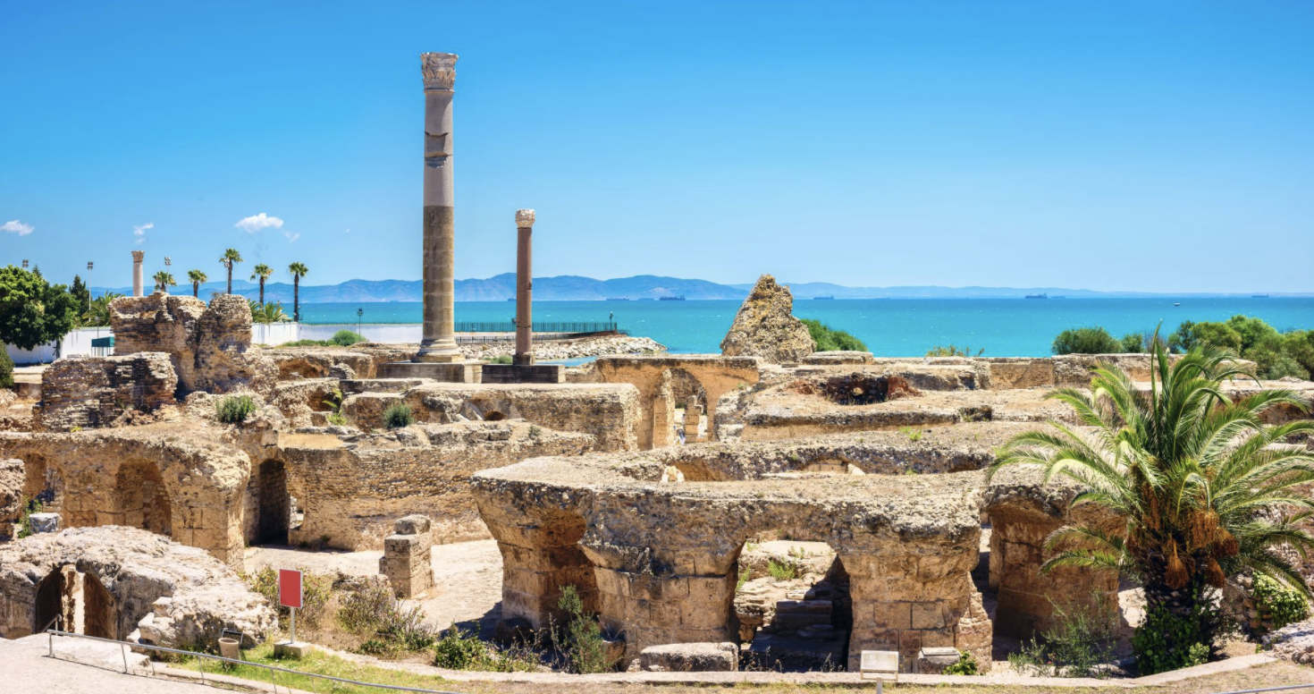 Carthage : in the footsteps of history