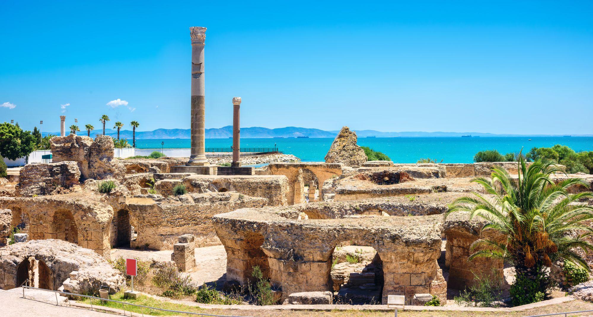 Carthage : Sur les traces de l'histoire