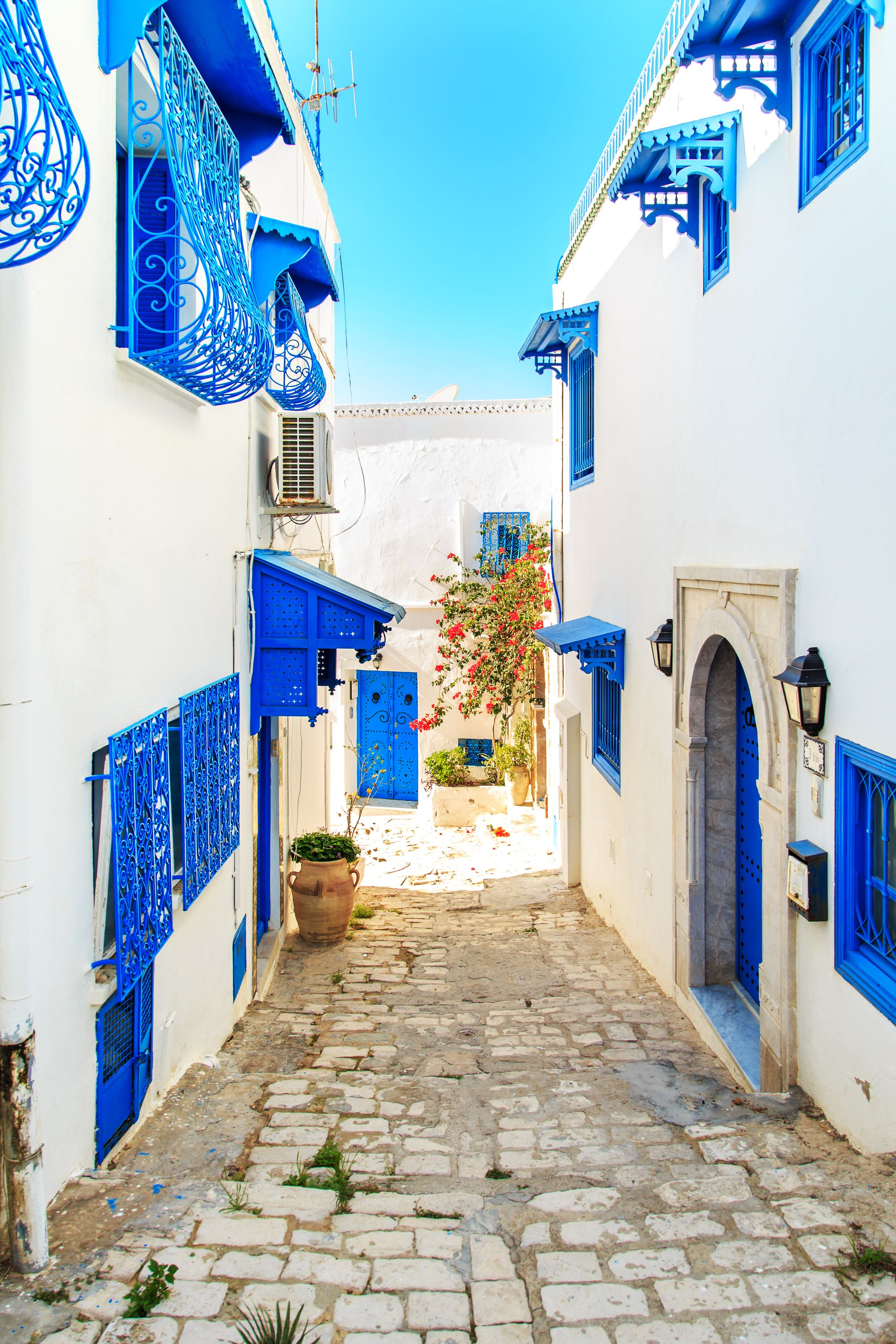 Sidi Bou Saïd: the meeting place for artists