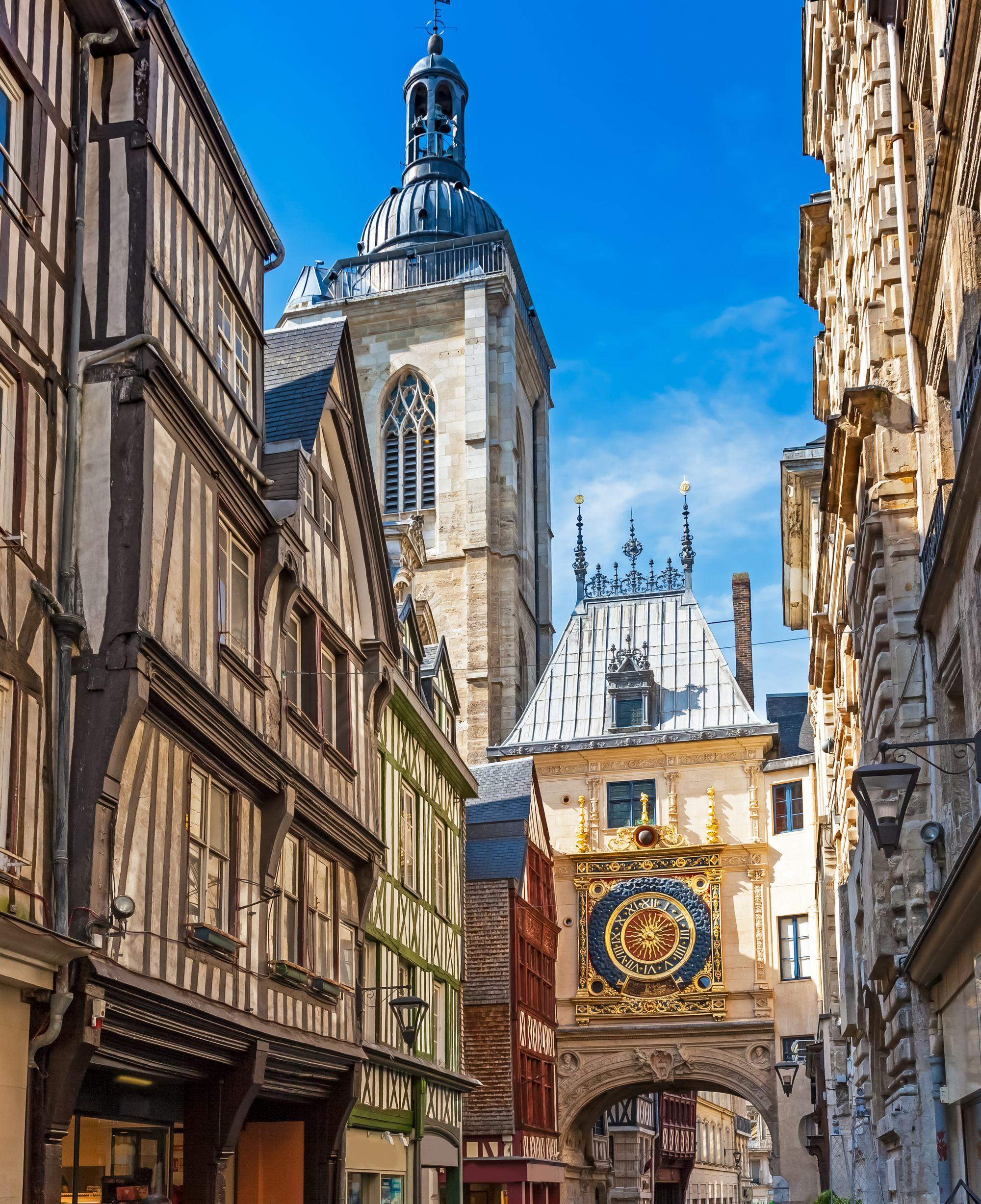 Rouen, Stadt der Kunst und Geschichte