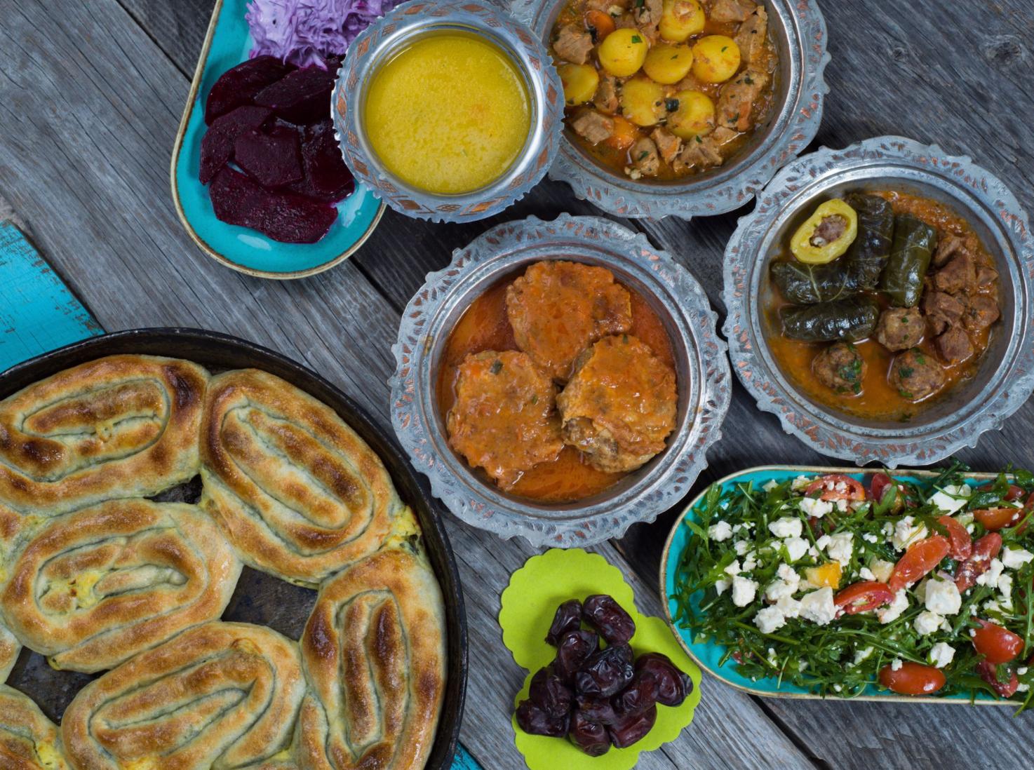 Leziz Saraybosna mutfağını ve otantik dükkanları keşfedin