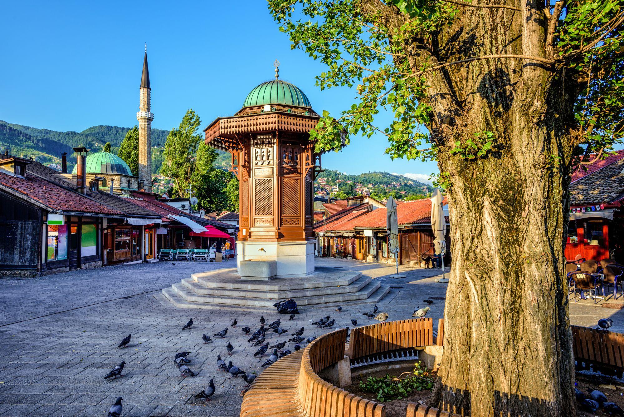 Сабиль в Сараево