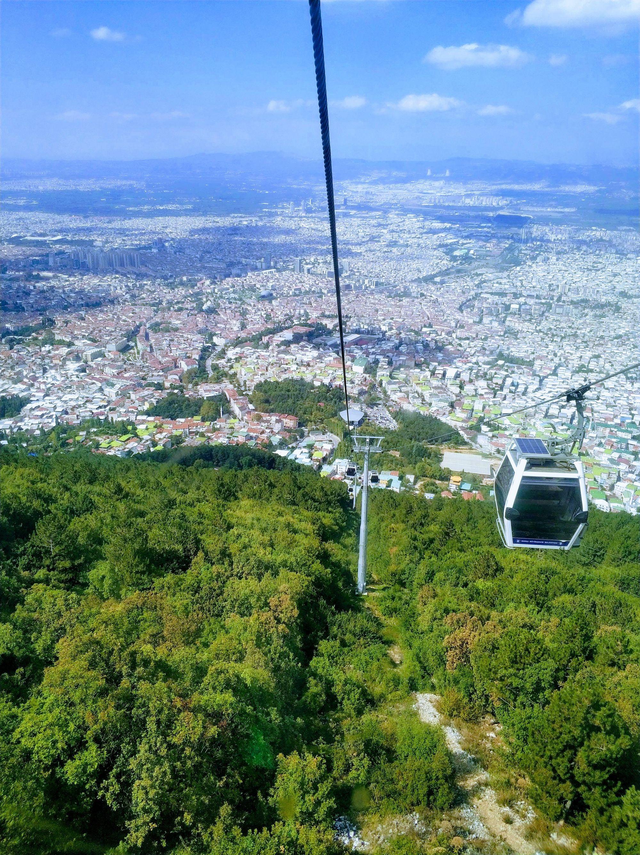 Bursa Uludağ Gondola