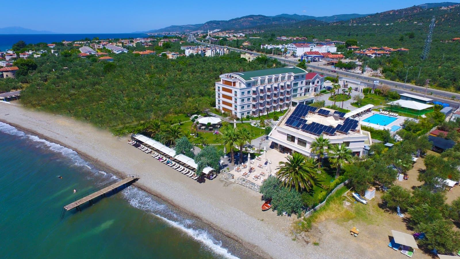 Rawda Resort Hotels Kaz Daglari