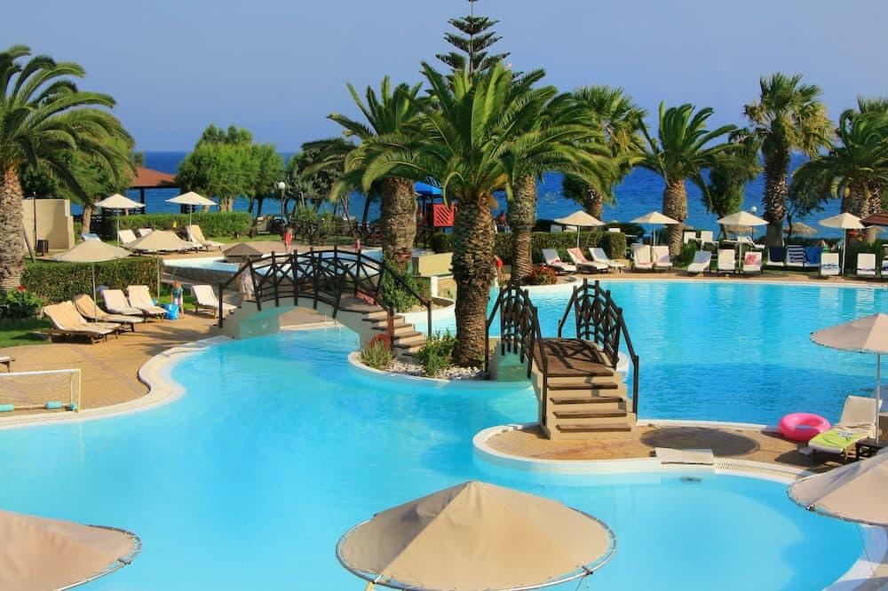 D'Andrea Mare Beach Hotel – All Inclusive (4*)